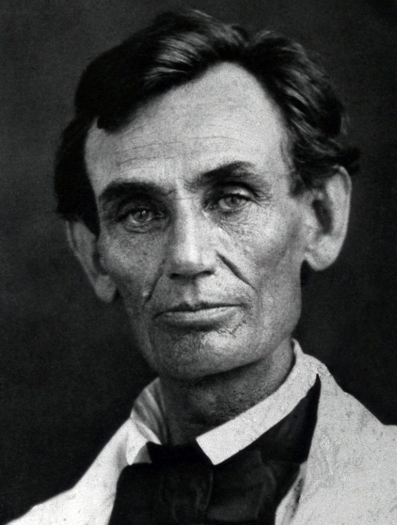 """DI CAPITANI, BALENE E MAMBA: Abraham Lincoln, per la cui morte Whitman scrisse la famosa """"O Captain, My Captain"""""""