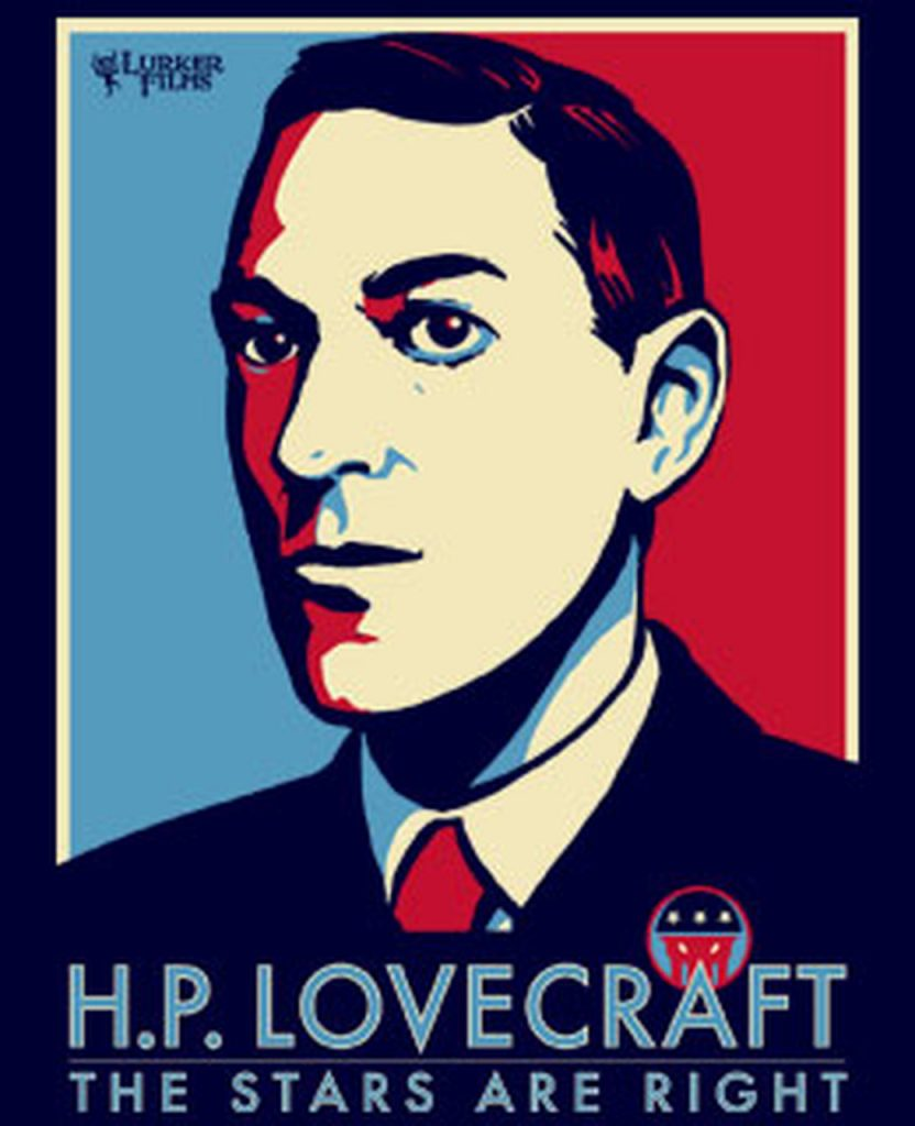 "Lovecraft, col suo ""the colour from out of space"" è una tappa importante del biblio-trip ""Contempliamo abissi bianchi"""