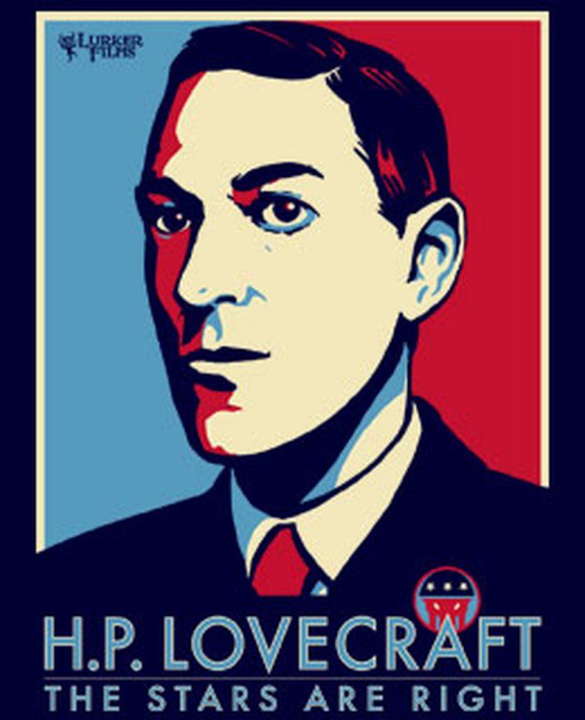 """Lovecraft, col suo """"the colour from out of space"""" è una tappa importante del biblio-trip """"Contempliamo abissi bianchi"""""""