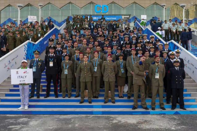 I Coronavirus e la scienza delle forze oscure: giochi mondiali forze armate a Wuhan