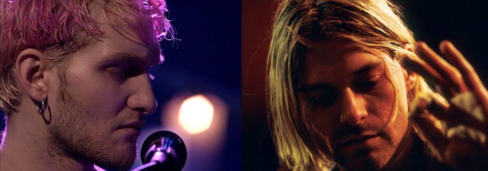 Layne Staley e Kurt Cobain, indimenticabili