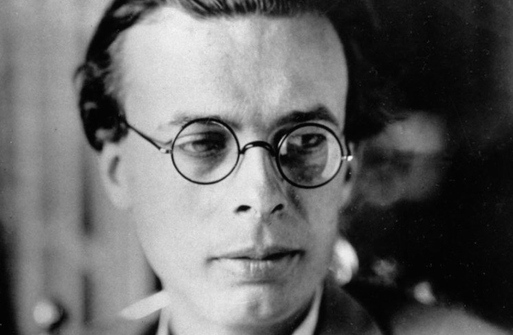 I Social Media e Brave New World: foto di Aldous Huxley
