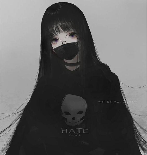 PrimaValle Epidemic 3: ragazza in mascherina, di Aoi Ogata