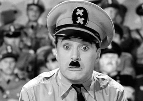 Il nuovo spot Lavazza Chaplin: Il grande dittatore
