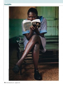 "Intervista a Laura Salvinelli: girls behind the bars ""Oliver Twist"" Kenya 2005 by Laura Salvinelli"