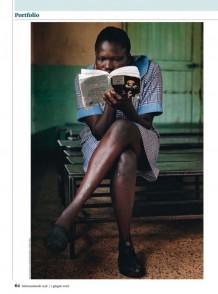 """Intervista a Laura Salvinelli: girls behind the bars """"Oliver Twist"""" Kenya 2005 by Laura Salvinelli"""