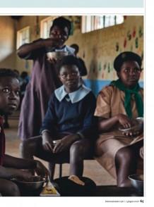 Intervista a Laura Salvinelli: girls behind the bars Kenya by Laura Salvinelli