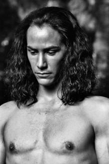 "Intervista a Laura Salvinelli: Keanu Reeves in ""Little Buddha"" 1992 by Laura Salvinelli"