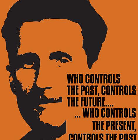 """Divoratori di tempo: George Orwell """"1984"""""""