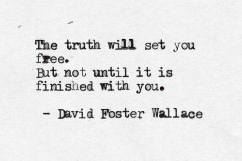 David Foster Wallace moriva 12 anni fa: citazione da Infinite Jest