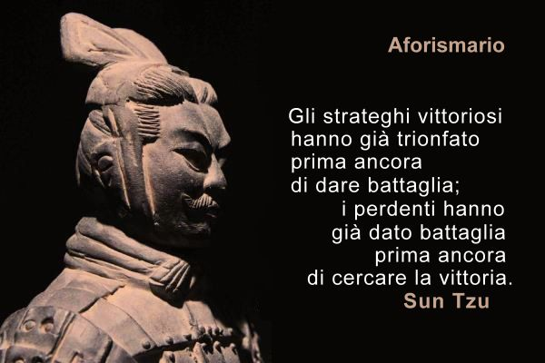 Covid19 e la trappola di Tucidide: Sun-Tzu e l'Arte della Guerra