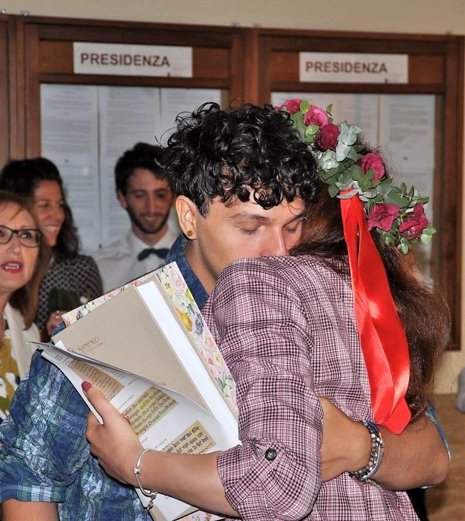 La meglio gioventù italiana presa a schiaffi dal nostro Paese: la Laurea di Samantha