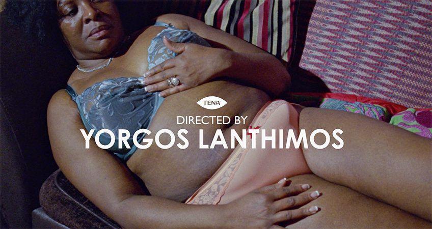 Le nuove pubblicità create per disgustare: Tena 2020 girata da Lanthimos