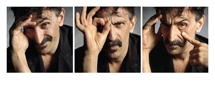Luciano Viti Rock in Camera Frank Zappa