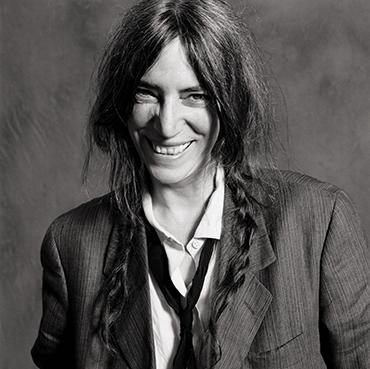 Luciano Viti Patti Smith