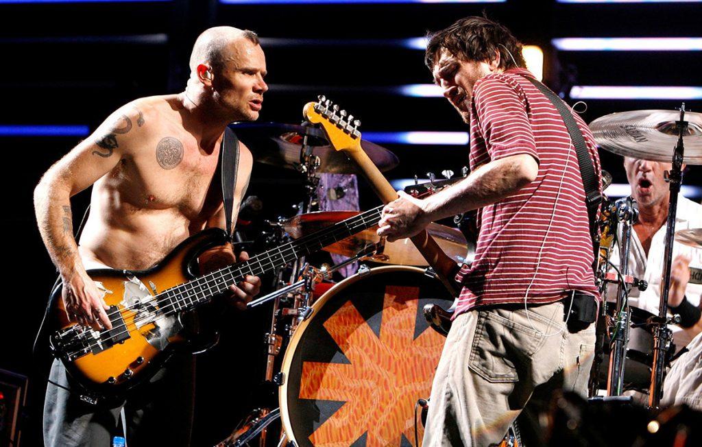 John Frusciante e la sua musica curativa: John e i RHCP